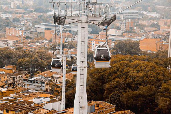 Metrocable de Medellín