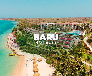 Los mejores hoteles en isla Barú