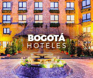 Los mejores hoteles en Bogotá