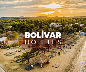 Los mejores hoteles en el departamento de Bolívar