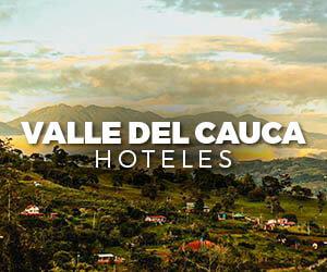Mejores hoteles en el Valle del Cauca