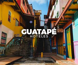 Los mejores hoteles en Guatapé