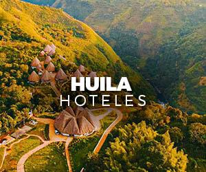 Los mejores hoteles en el Huila