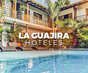 Los mejores hoteles en la Guajira