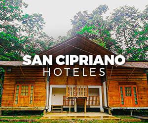 Hoteles en San Cipriano