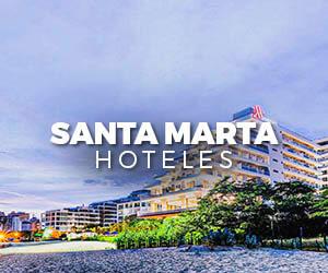 Alojamientos a las afueras de Santa Marta