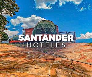 Alojamientos campestres en Santander Colombia