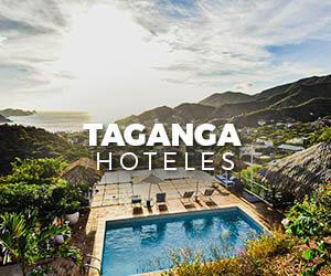 Los mejores hospedajes en Taganga