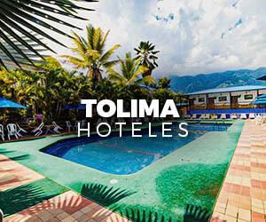Los mejores hoteles en el Tolima