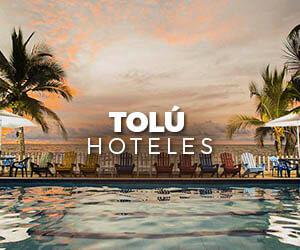 Hoteles en Tolú