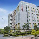 Hotel Hampton by Hilton Cali alojamiento en cali valle del cauca exterior