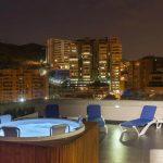 Hotel Hampton by Hilton Cali alojamiento en cali valle del cauca jacuzzi