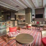 Hotel Hampton by Hilton Cali alojamiento en cali valle del cauca lobby