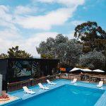 Happy Buddha Hostel Guatapé piscina