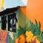 Happy Buddha Hostel Guatapé exteriores