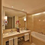 hotel Marriott Cali, Valle del Cauca, hotel y restaurante, baño de lujo