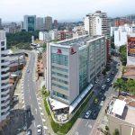 hotel Marriott Cali, Valle del Cauca, hotel y restaurante, exterior barrio granada