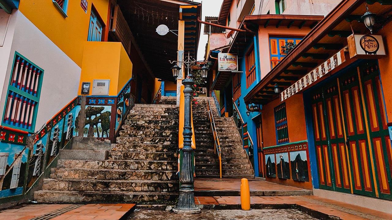 Hoteles en Guatapé