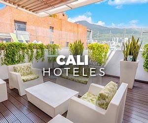 Mejores hospedajes en Cali