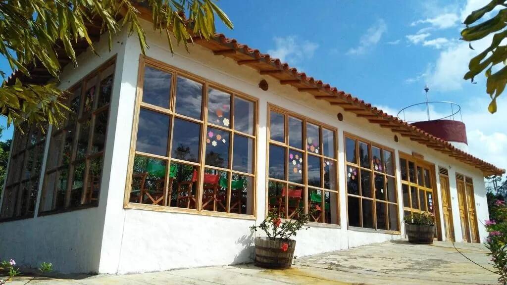 Hotel Ecoposada Viña de Aldana