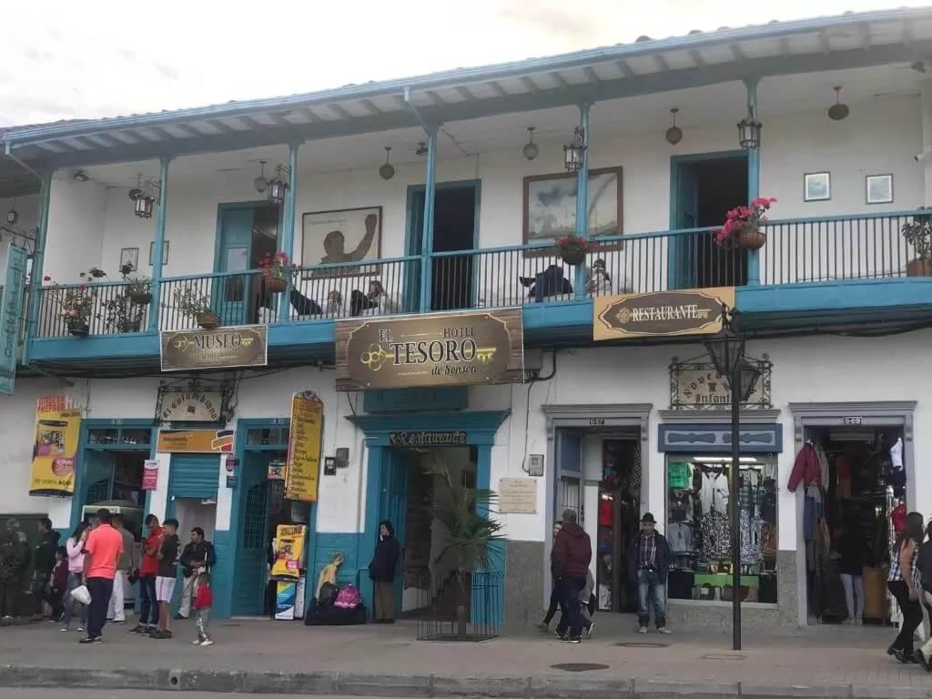 Hotel El Tesoro de Sonsón