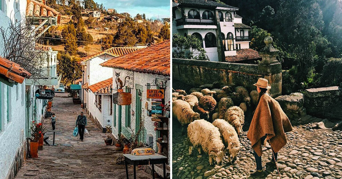 Pueblos de Boyacá