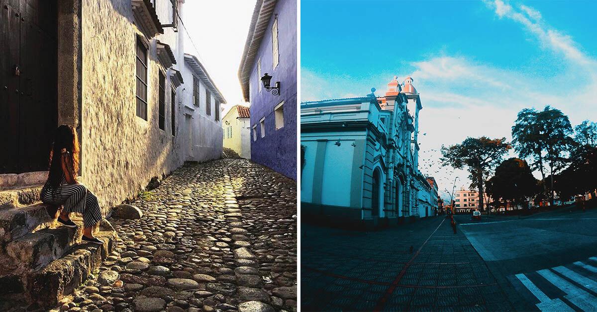 Pueblos del Tolima