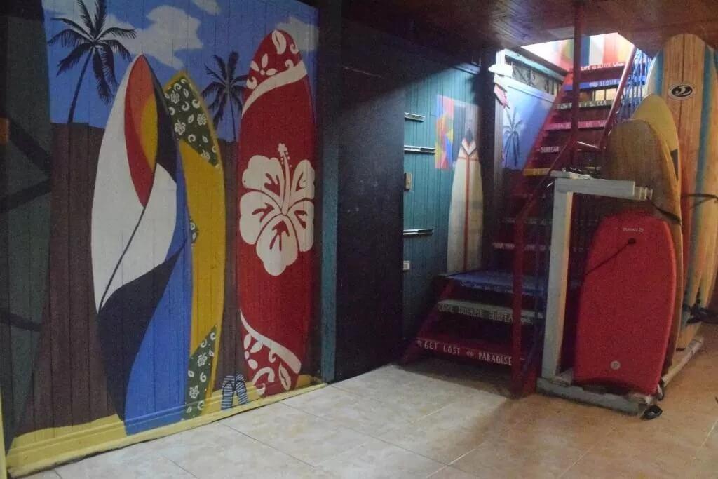 Surf House Estilo Libre